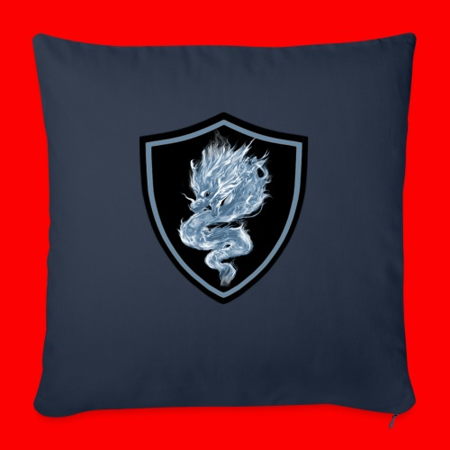 "XMidniteDragonX - Throw Pillow Cover 18"" x 18"""
