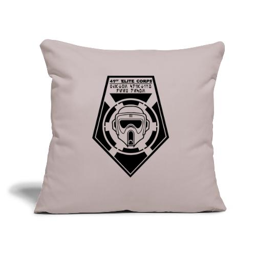 """41st Elite Corps - Throw Pillow Cover 17.5"""" x 17.5"""""""