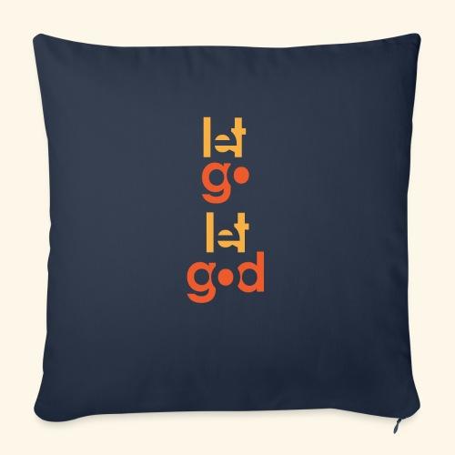 "LGLG #11 - Throw Pillow Cover 18"" x 18"""
