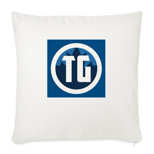 "Typical gamer - Throw Pillow Cover 17.5"" x 17.5"""