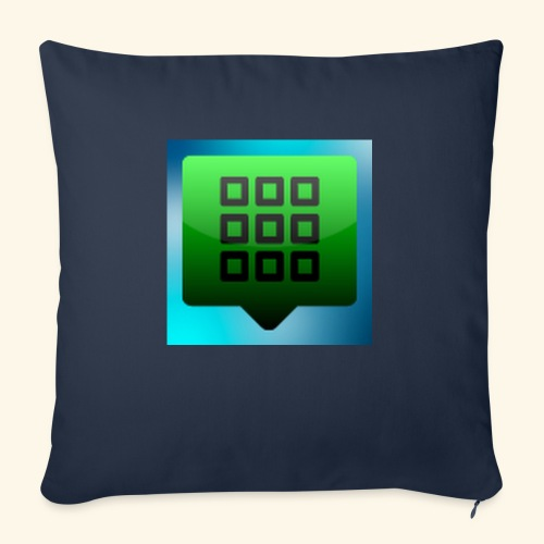 "photo 1 - Throw Pillow Cover 18"" x 18"""