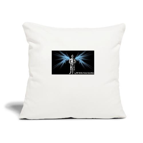"StrikeforceImage - Throw Pillow Cover 17.5"" x 17.5"""