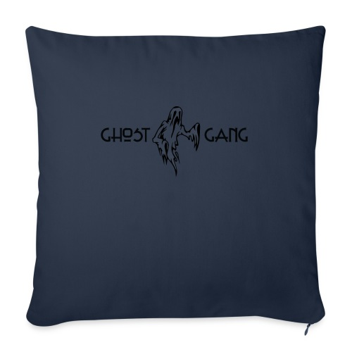 """GhostGang Kronic Logo - Throw Pillow Cover 18"""" x 18"""""""