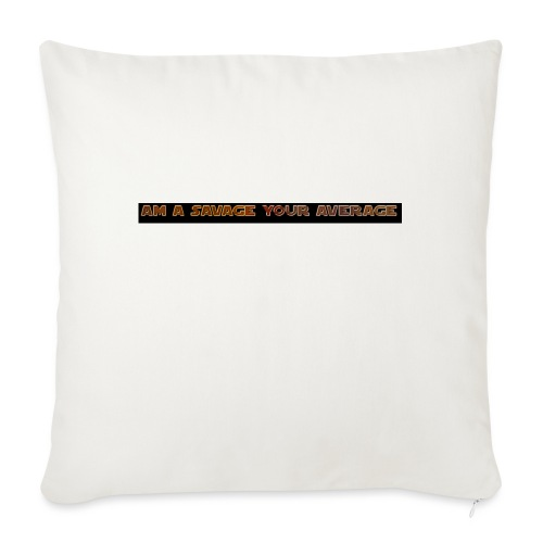 "coollogo com 139932195 - Throw Pillow Cover 17.5"" x 17.5"""