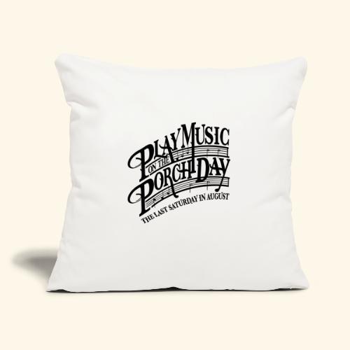 """shirt3 FINAL - Throw Pillow Cover 17.5"""" x 17.5"""""""