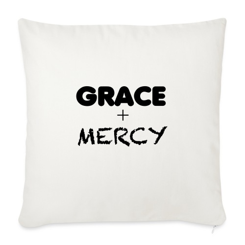 """G&M - Throw Pillow Cover 17.5"""" x 17.5"""""""