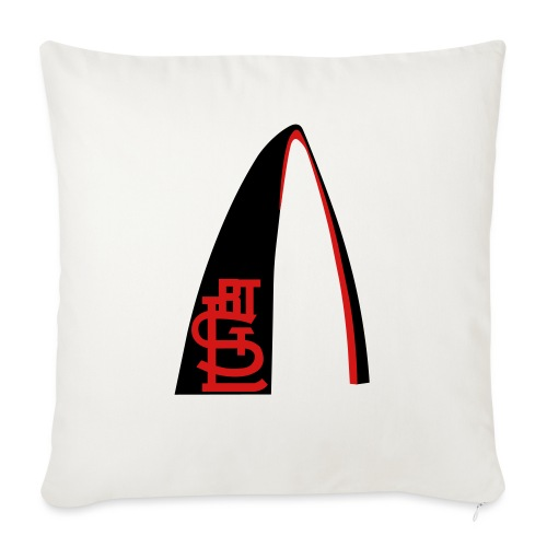 "RTSTL_t-shirt (1) - Throw Pillow Cover 17.5"" x 17.5"""