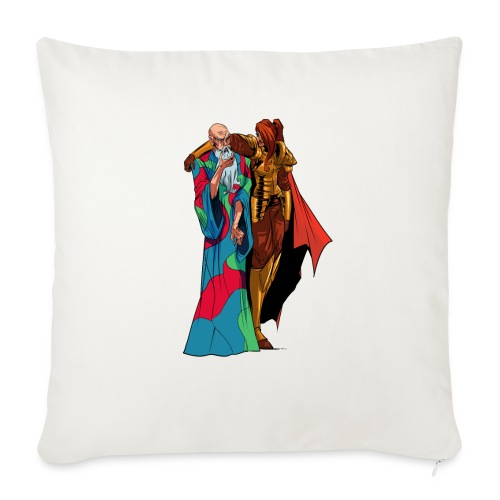 """anjelicaPRO png - Throw Pillow Cover 18"""" x 18"""""""