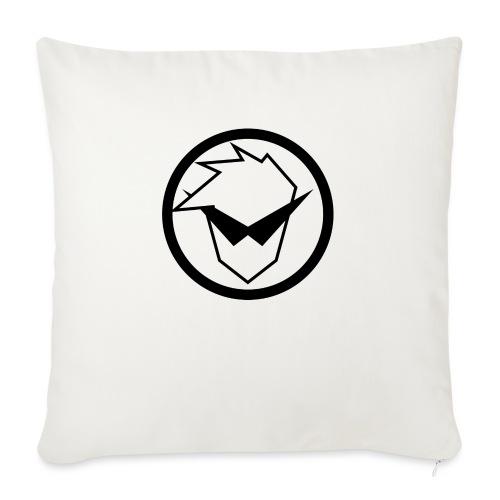 """FaryazGaming Logo - Throw Pillow Cover 18"""" x 18"""""""