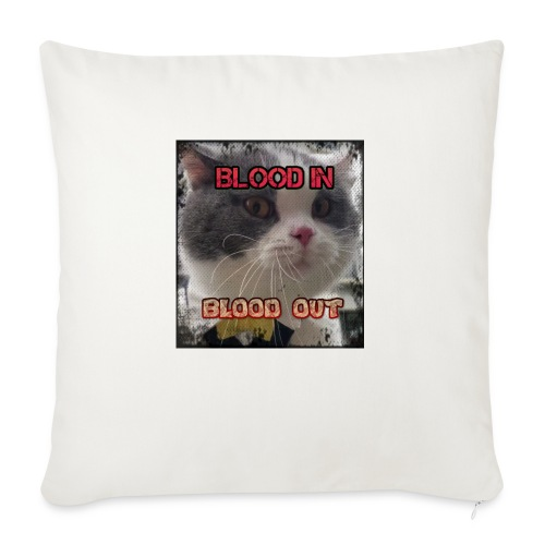 """crip kity - Throw Pillow Cover 18"""" x 18"""""""