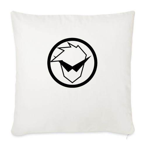 """FaryazGaming Logo - Throw Pillow Cover 17.5"""" x 17.5"""""""
