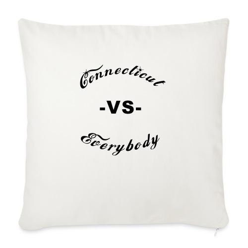 "cutboy - Throw Pillow Cover 17.5"" x 17.5"""
