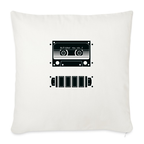 """Awesome Mix - Throw Pillow Cover 18"""" x 18"""""""