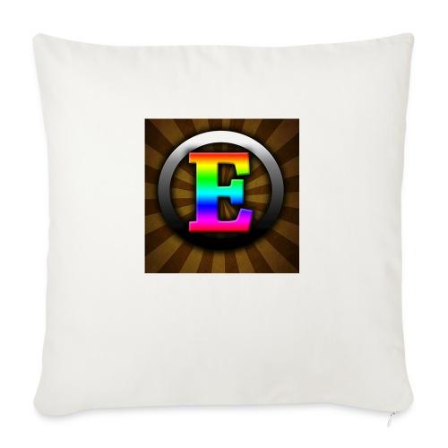 """Eriro Pini - Throw Pillow Cover 18"""" x 18"""""""