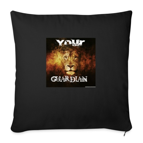 """your the next lion guardian!! - Throw Pillow Cover 18"""" x 18"""""""