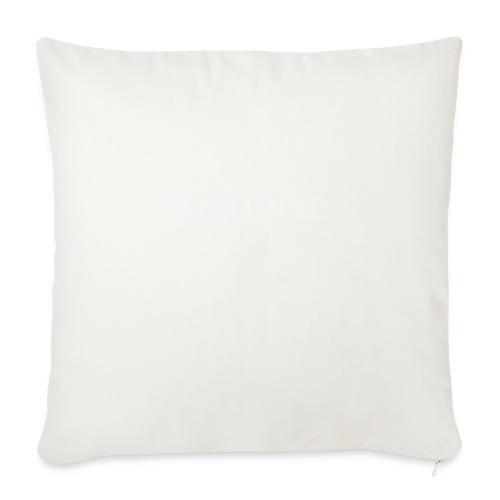 "My Social Media Shirt - Throw Pillow Cover 18"" x 18"""