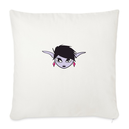 """Warcraft Baby Night Elf Baby - Throw Pillow Cover 17.5"""" x 17.5"""""""