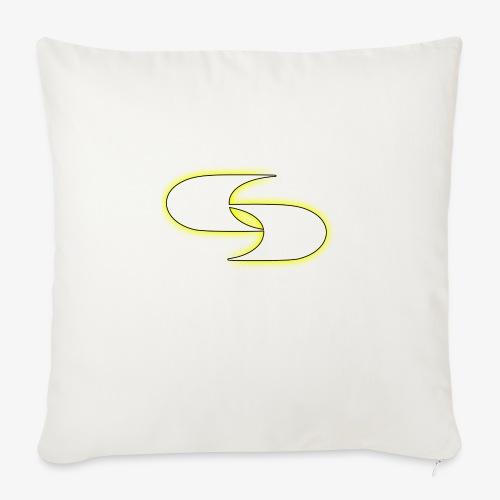 "Official Strive Logo - Throw Pillow Cover 17.5"" x 17.5"""