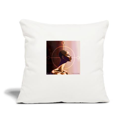 "Ancestors guide me - Throw Pillow Cover 17.5"" x 17.5"""