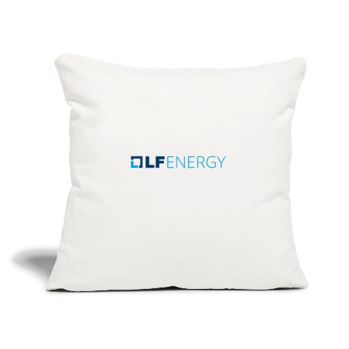 """LF Energy Color - Throw Pillow Cover 17.5"""" x 17.5"""""""