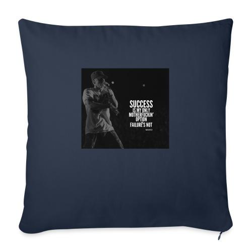 """Makko - Throw Pillow Cover 18"""" x 18"""""""