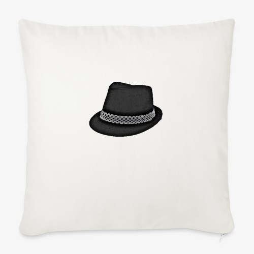 "Bam FIlmz Logo - Throw Pillow Cover 17.5"" x 17.5"""