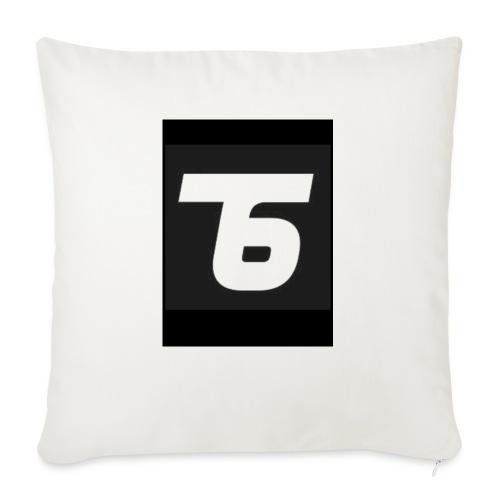"Team6 - Throw Pillow Cover 17.5"" x 17.5"""