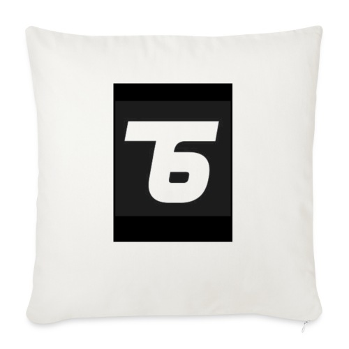 "Team6 - Throw Pillow Cover 18"" x 18"""