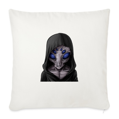 """You Have Already Lost The World - Throw Pillow Cover 18"""" x 18"""""""