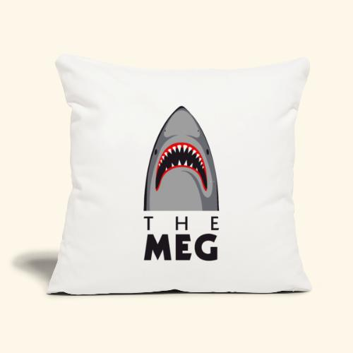"The Meg - Throw Pillow Cover 17.5"" x 17.5"""