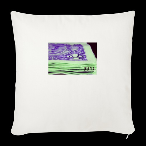 """Another day another dollar MAFIA - Throw Pillow Cover 18"""" x 18"""""""