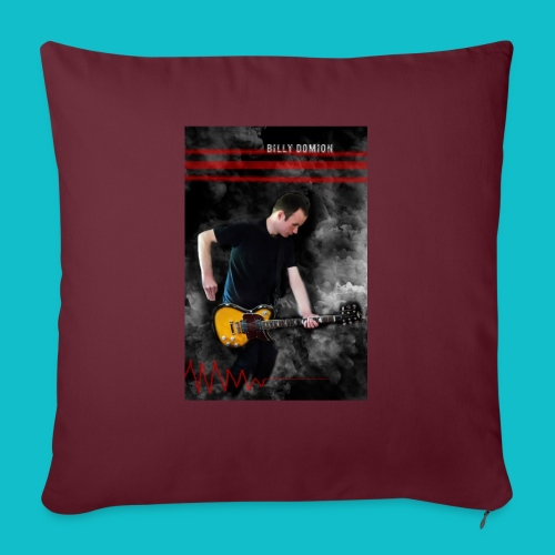 """Billy Domion - Throw Pillow Cover 17.5"""" x 17.5"""""""