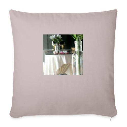 "Spread the Love! - Throw Pillow Cover 17.5"" x 17.5"""