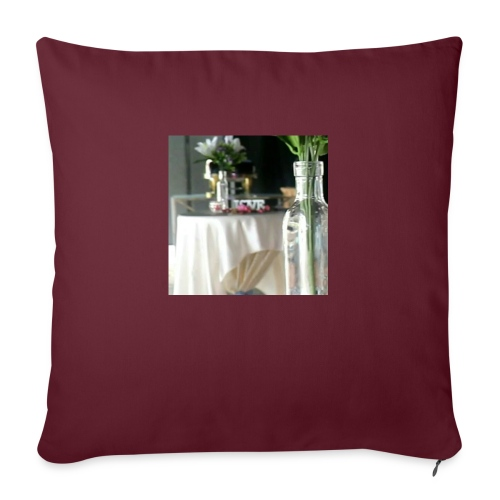 """Spread the Love! - Throw Pillow Cover 17.5"""" x 17.5"""""""