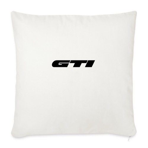 """GTI - Throw Pillow Cover 18"""" x 18"""""""