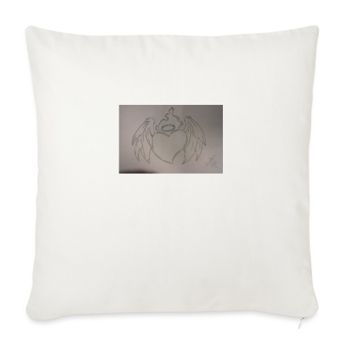 "Angel - Throw Pillow Cover 17.5"" x 17.5"""
