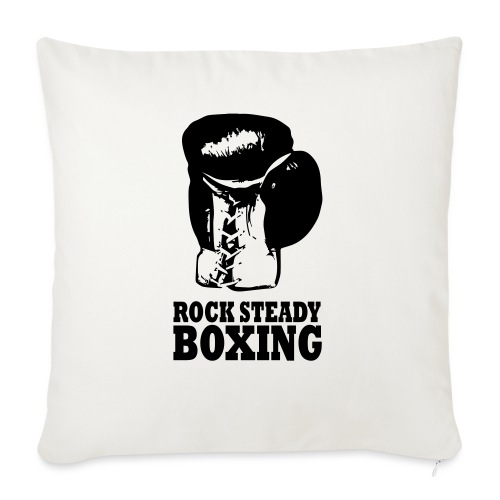 """RSB Glove Power - Throw Pillow Cover 17.5"""" x 17.5"""""""