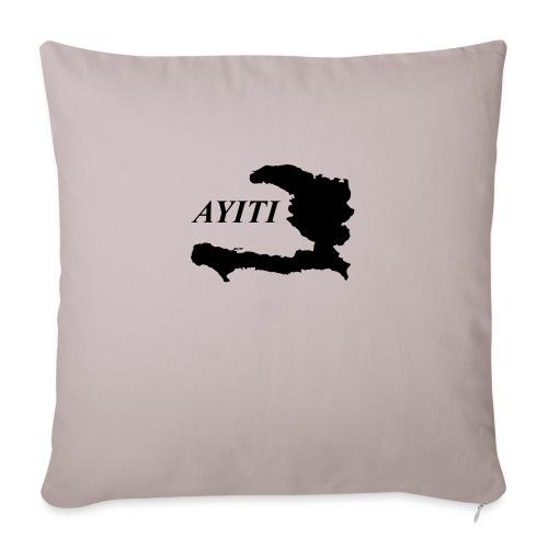 """Hispaniola - Throw Pillow Cover 18"""" x 18"""""""