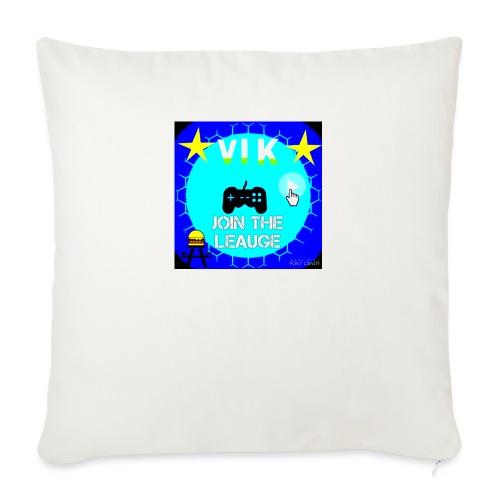 """MInerVik Merch - Throw Pillow Cover 18"""" x 18"""""""