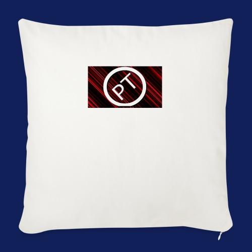 "Pallavitube wear - Throw Pillow Cover 17.5"" x 17.5"""