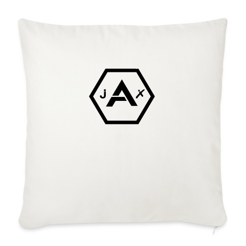 """TSG JaX logo - Throw Pillow Cover 18"""" x 18"""""""