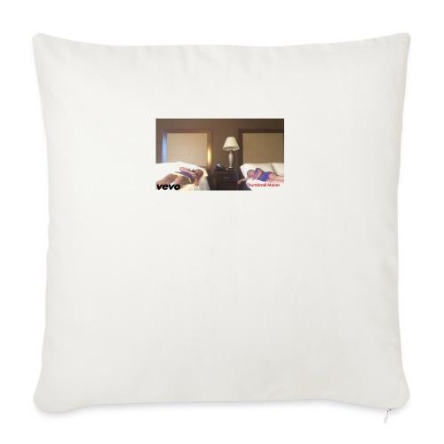 "disney logo - Throw Pillow Cover 18"" x 18"""