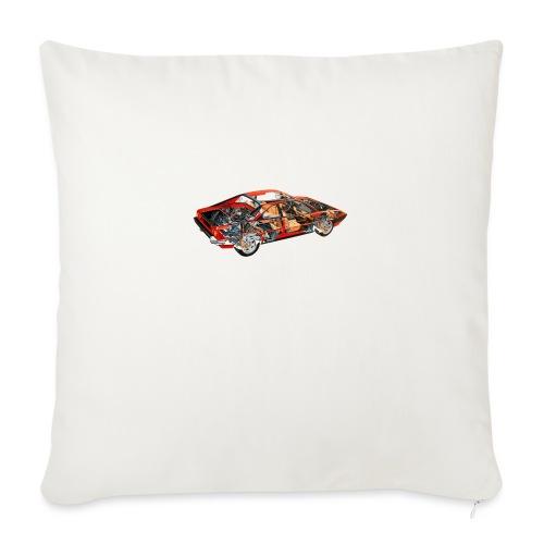 """FullSizeRender mondial - Throw Pillow Cover 18"""" x 18"""""""