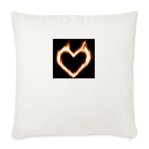 """LoveSymbols - Throw Pillow Cover 18"""" x 18"""""""