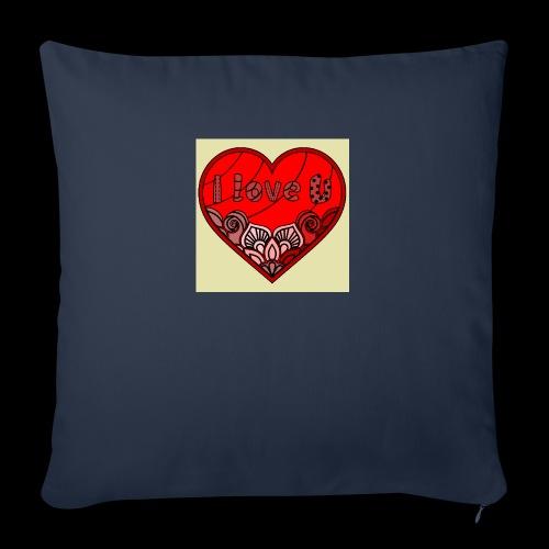 """DE1E64A8 C967 4E5E 8036 9769DB23ADDC - Throw Pillow Cover 18"""" x 18"""""""