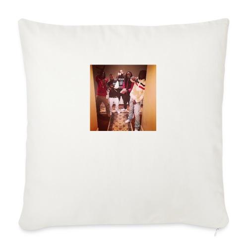 "13310472_101408503615729_5088830691398909274_n - Throw Pillow Cover 18"" x 18"""
