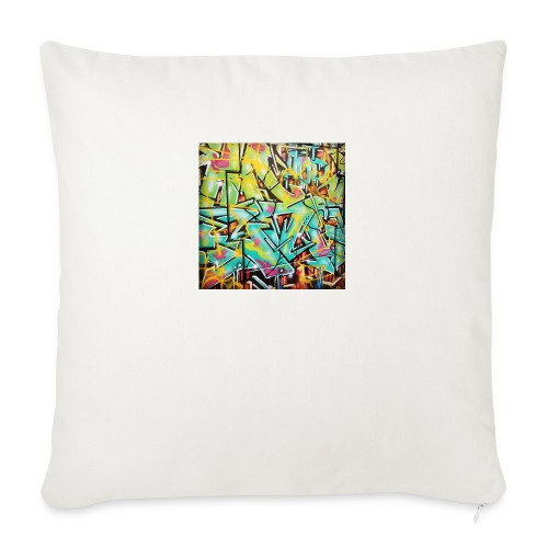 "13686958_722663864538486_1595824787_n - Throw Pillow Cover 17.5"" x 17.5"""
