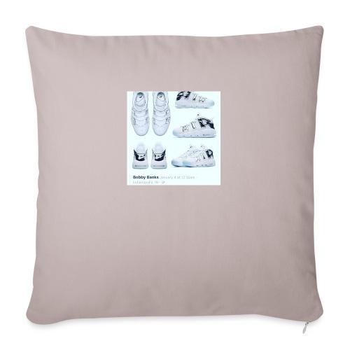 """04EB9DA8 A61B 460B 8B95 9883E23C654F - Throw Pillow Cover 18"""" x 18"""""""