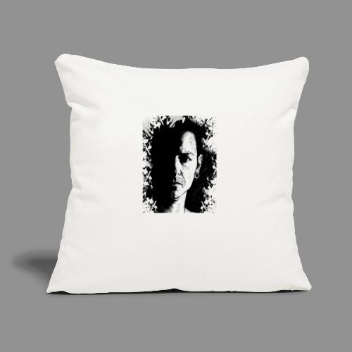 """Music - Throw Pillow Cover 17.5"""" x 17.5"""""""
