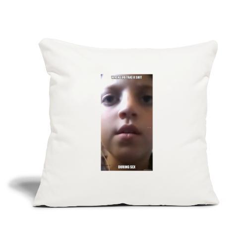 """Buy der meech - Throw Pillow Cover 18"""" x 18"""""""